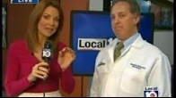 Dr. Jonathan Hyde discusses spine issues and treatments on WPLG10