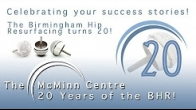 20 Years of the Birmingham Hip Resurfacing (BHR)