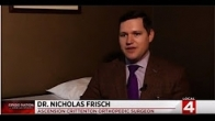 Dr. Frisch featured on Channel 4 discussing new treatment options for joint pain