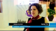 Didem Ozyigit talks to Wise TV
