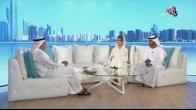 Interview Ali Al Suwaidi on the morning program on Abu Dhabi Channel