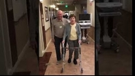 Robotic Assisted Total knee Replacement Testimonial Video
