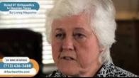 Houston Orthopedic Specialist Dr Burke's customer testimonial from Cheryl