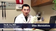 Treatments for Disc Herniation
