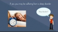 Sleep Disorders Symptoms - Do I have a Sleep Disorder ?
