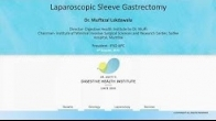Laparoscopic Sleeve Gastrectomy by Dr. Muffazal Lakdawala
