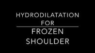 Hydrodilatation
