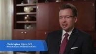 Meet Christopher Uggen, MD, Sports Medicine and Orthopedic Surgery
