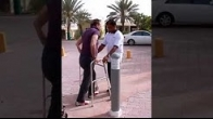 Able to Walk Slowly After Severe Spinal Cord Injury