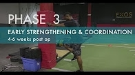 Knee Strengthening Exercises Following ACL Reconstruction Surgery | Phase 3