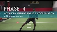ACL Strengthening Exercises | ACL and Knee Conditioning Program | Best ACL Exercises | Phase 4