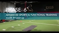 ACL and Knee Conditioning Program | How to Recover from ACL Reconstruction Surgery | Phase 6