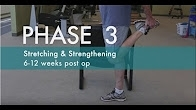 Total Knee Replacement Exercises | Total Knee Replacement Surgery Recovery | Phase 3