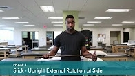 Shoulder Replacement Rehab - PHASE 1 | Shoulder Replacement Rehab Workout
