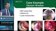 Treating an Athlete with Cartilage Defect from 2017 Chicago Sports Medicine Symposium