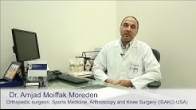 Orthopedic department - DR. Amjad Moiffak Moreden