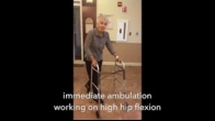 Minimally Invasive Direct Superior Left Hip Replacement   Dr. Luis A. Corrales