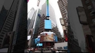 Dr. Hedley was featured in an 11-billboard ad displayed at 3 Times Square, New York, NY