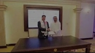 MoU between BRS Ventures and UAE University