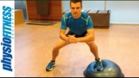 BOSU side step and jump for advanced knee rehab | Feat. Tim Keeley | No.42 | Physio REHAB