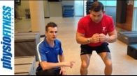 ACL recon 6 months - knee rotation on box jumps | Feat. Tim Keeley | No.49 | Physio REHAB