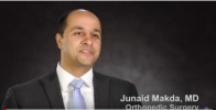 Dr. Junaid Makda, Orthopedic Surgery – Advocate Medical Group