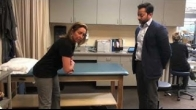 Pendulum Exercises after Biceps Tenodesis | Ronak M. Patel, MD
