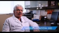 Dr. Feliccia, Joint Reconstruction Surgery at Maimonides Medical Center