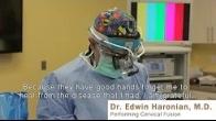 Dr. Edwin Haronian Patient Testimonial Review | Douglas Deleon