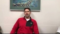 5 Weeks after Hip Replacement Surgery - Patient Testimonial for Dr. Mark Wagner