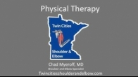 Dr. Chad Myeroff's Physical Therapy Intro Video