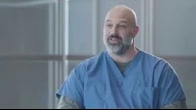 Dr. Calvin Johnson�s speaks about his knee replacement by Dr. Paul Jacob