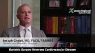 Bariatric Surgery Reverses Cardiovascular Disease - Dr. Joseph Chebli