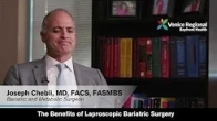 The Benefits of Laproscopic Bariatric Surgery - Dr. Joseph Chebli
