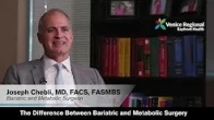 The Difference between Bariatric and Metabolic Surgery - Dr. Joseph Chebli
