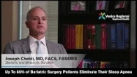 Up To 85 of Bariatric Surgery Patients Eliminate Their Sleep Apnea