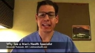 Why See a Men's Health Specialist