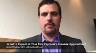 What to Expect at Your First Appointment for Peyronie's Disease