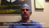 What to Expect at Your First Erectile Dysfunction Appointment
