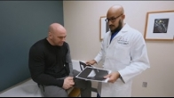Dana White talks about Dr. Gombera, Orthopedic & Sports Medicine Specialist