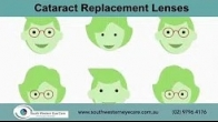 Cataract Intraocular Replacement Lens