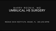 Removal of Umbilical Hidradenitis Suppurativa
