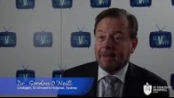 St V's TV: The importance of screening for prostate cancer