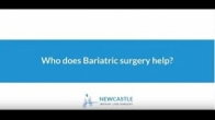 FAQ - Who does Bariatric Surgery help