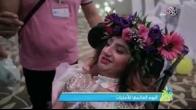 Princess Halmia at Abu Dhabi TV's
