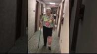 Dr. Eggers's patient testimonial knee 9