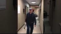 Dr. Eggers's patient testimonial knee 21