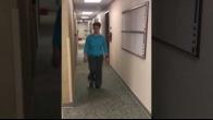 Dr. Eggers's patient testimonial knee 28