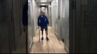Dr. Eggers's patient testimonial knee 29