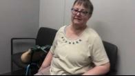 Dr. Eggers's patient testimonial knee 36